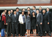 2008 - Cal Poly Pomona's Mock Trial Team placed seventh out of the 28 teams who competed at the American Mock Trial Association Pacific Regional Competition in Rancho Cucamonga. They also earned a bid to ORCS (Opening Round Championship Series) for the second time in their history.
