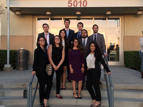 2017 - During this year the team recieved over 15 outstanding witness and attorney awards. They also competed at the ORCS competition is Fresno, CA.
