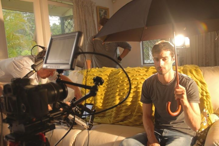 BeHINd the scenes of the Umbrella