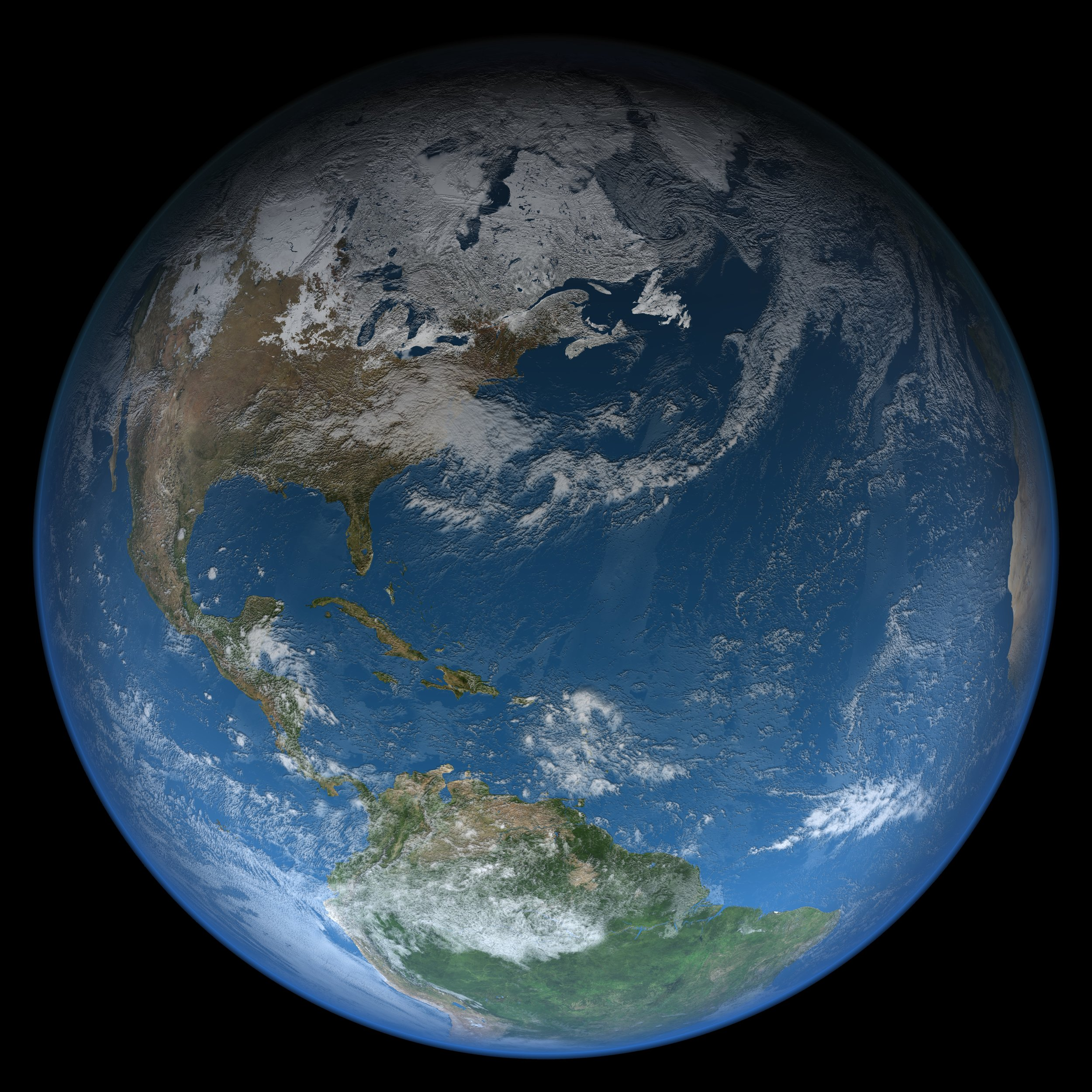 "Source: Photo image from NASA ""Know Your Earth Campaign"""