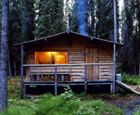 south gataga outpost cabin