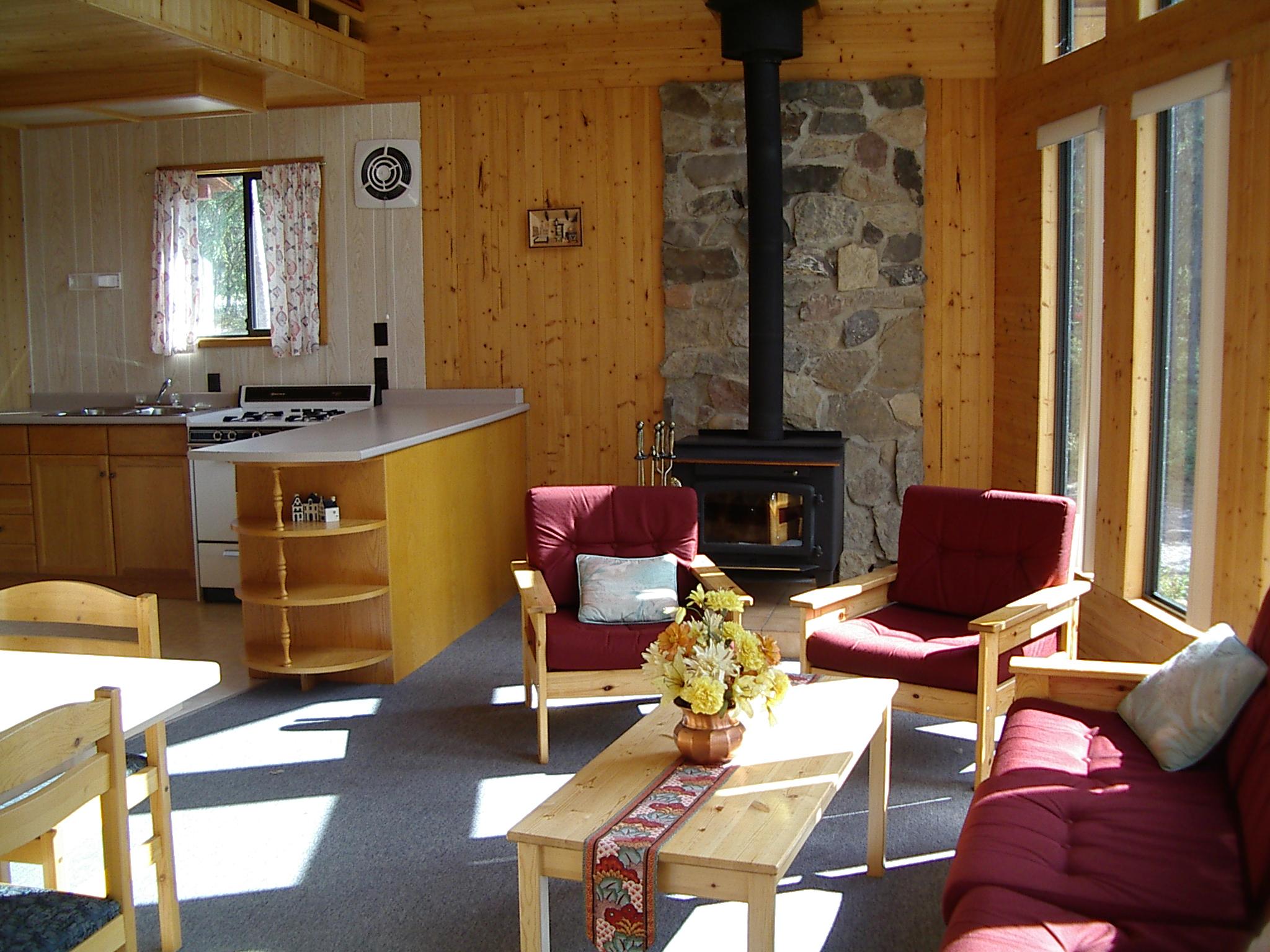 A look inside the charming Cedar House