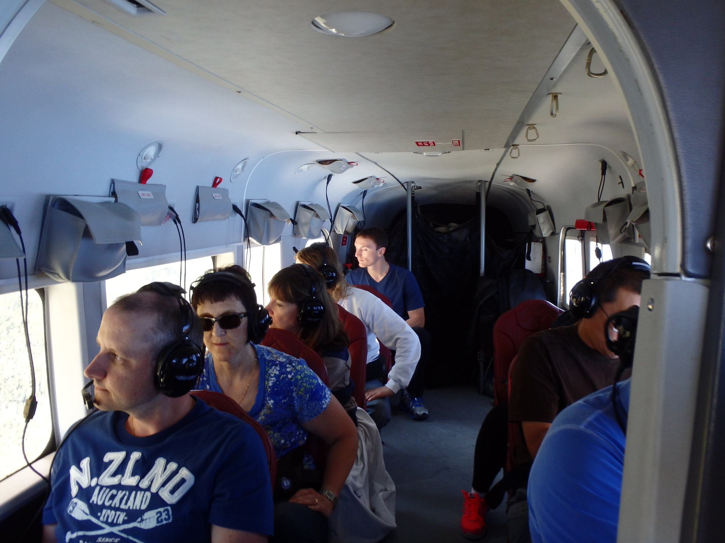passengers on the way to nahanni