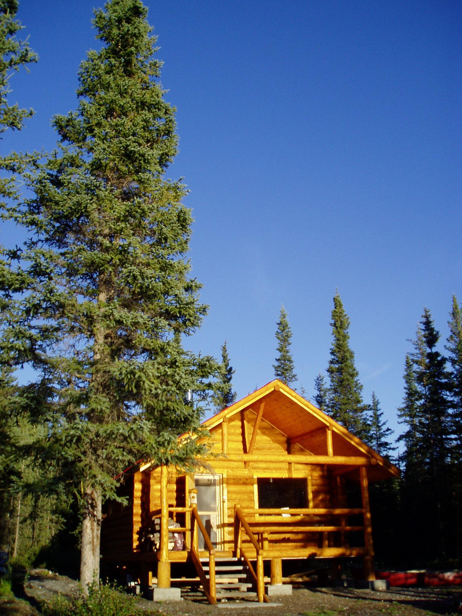 Copy of Netson lake Outpost cabin