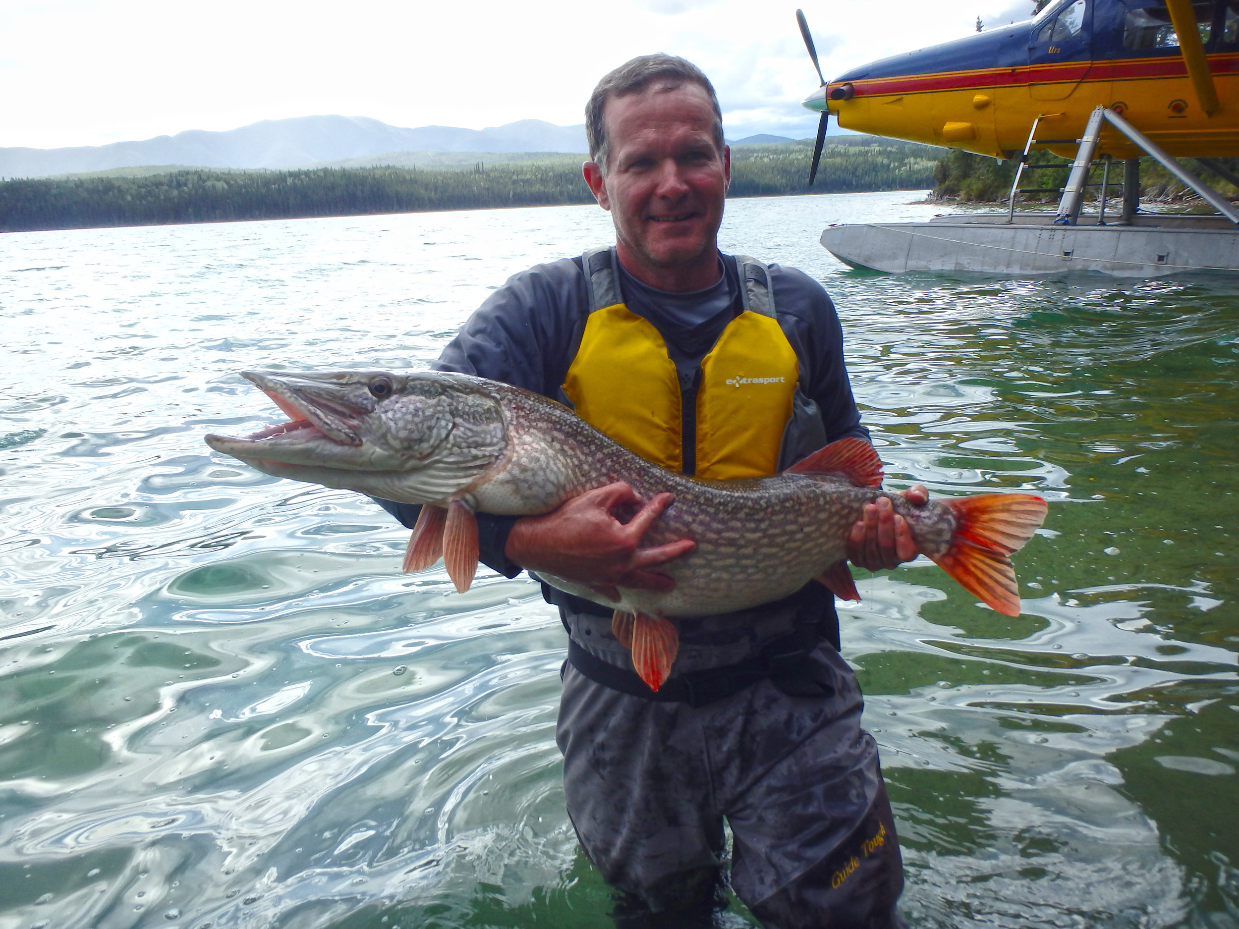 3 NIGHT/ 1 DAY FLY-IN FISHING SAMPLE - 3 NIGHTS ACCOMMODATION WITH DINNERS AND BREAKFASTSFROM MUNCHO LAKE (1 DAY FLY OUT DAY)Incl. Room starting at $1312 CAD pp + taxesIncl. RV Park starting at $1160 CAD pp. + taxesThis is a sample fly-in fishing trip, where your Guide & Pilot will choose the location and fish species according to weather and time of the year.