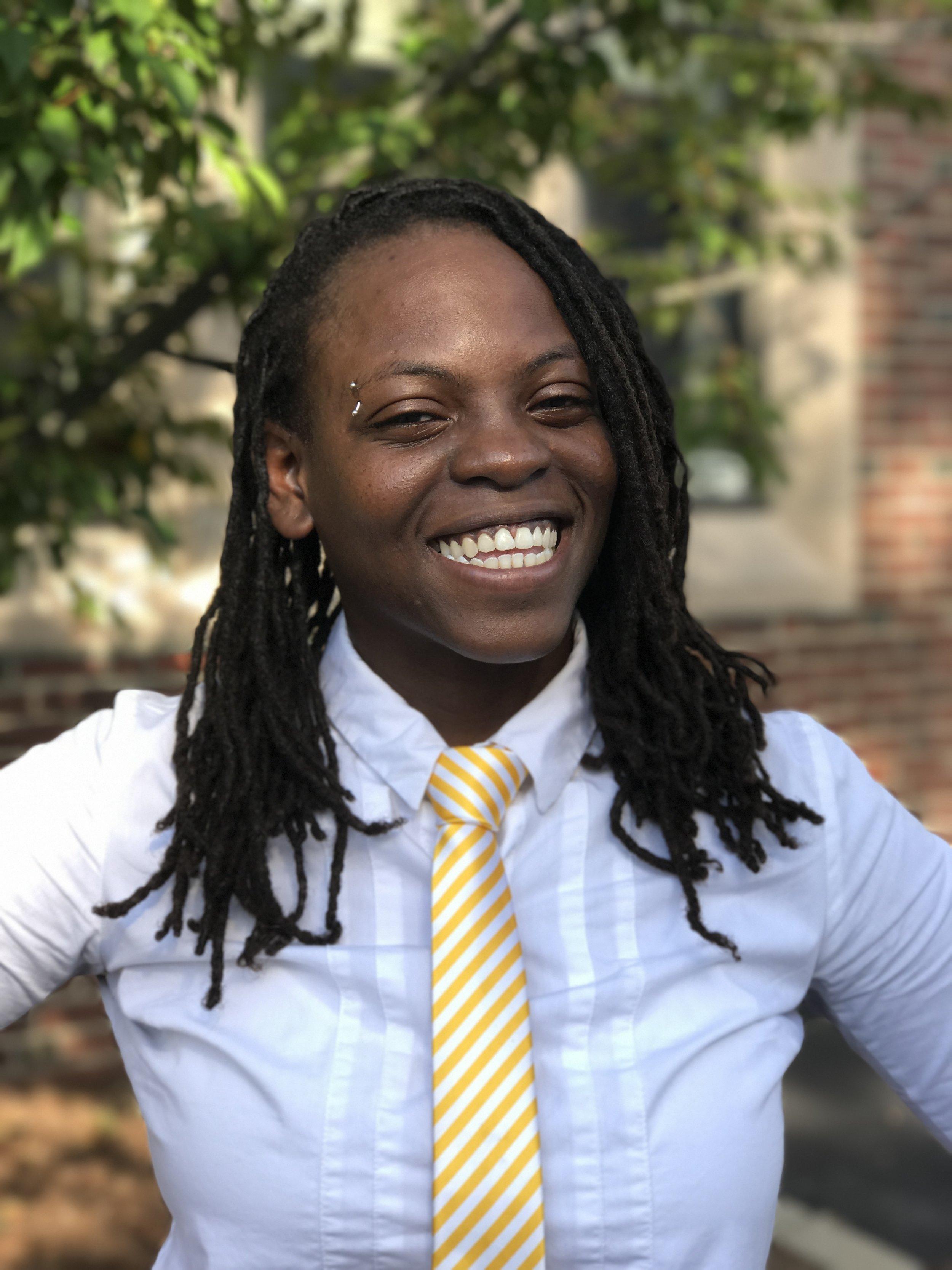 Mobile Burrell    Program Coordinator, Silver Lining Mentoring