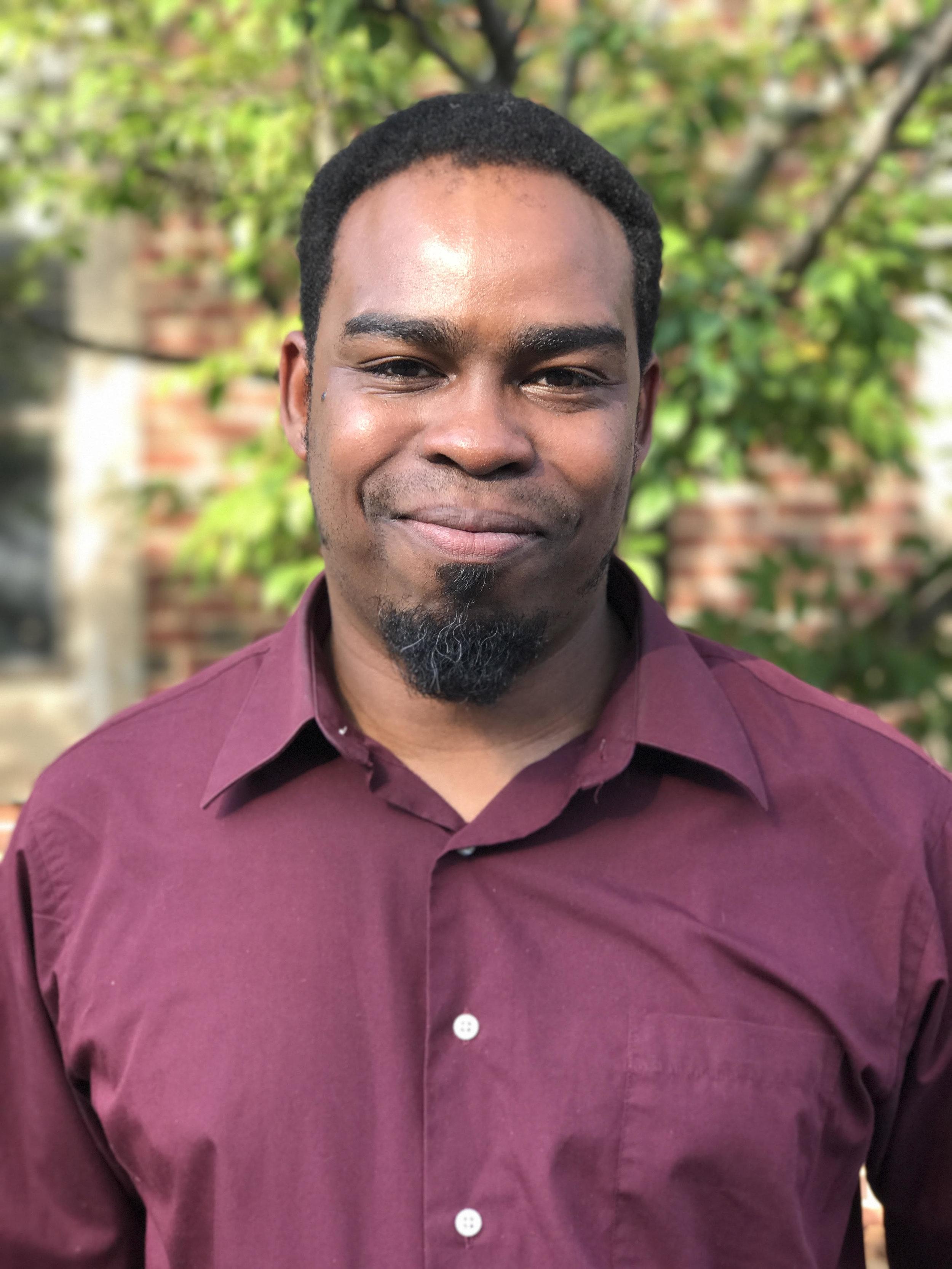 Steffon Leach    Clinical Program Manager, Advocates