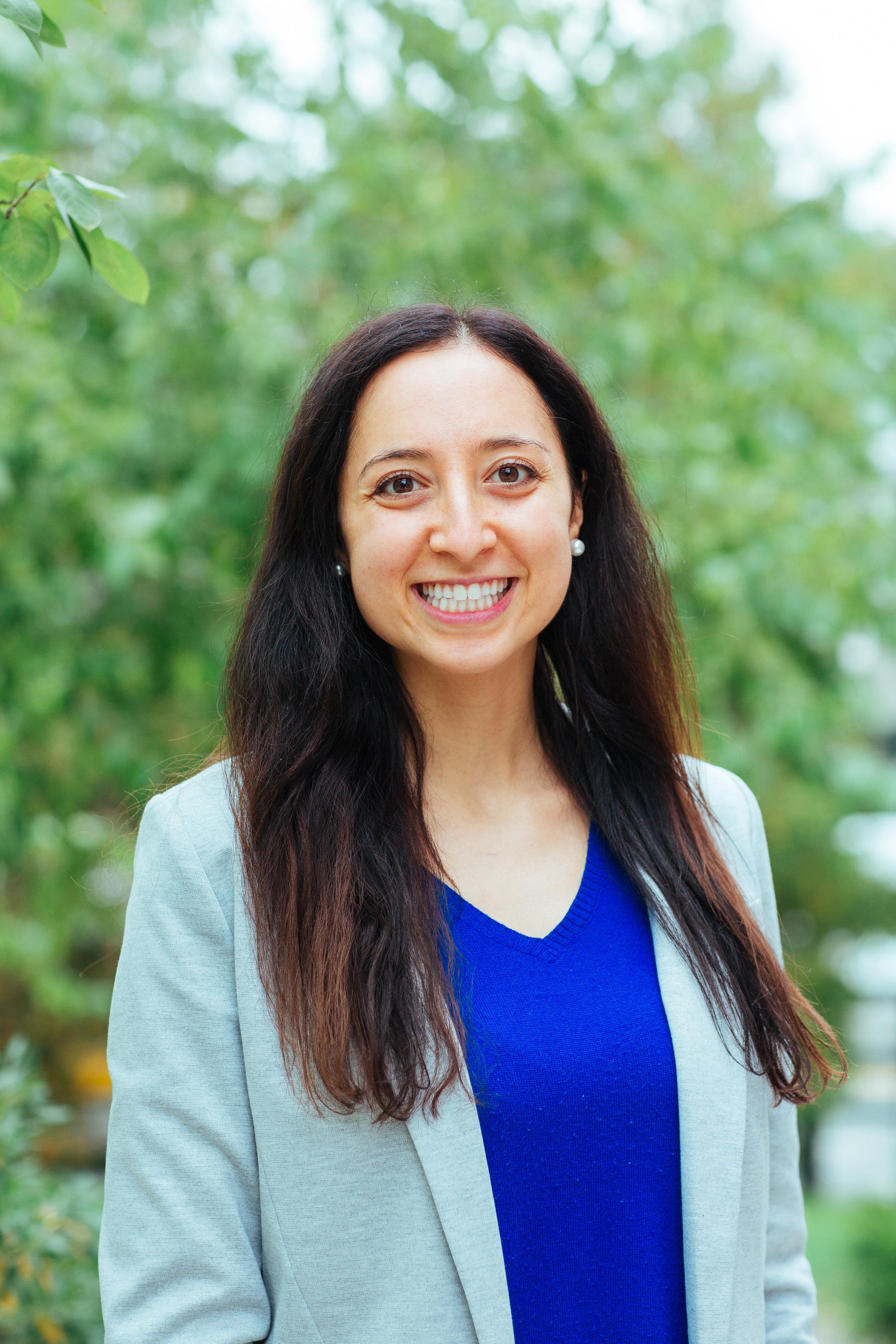 Samantha Perlman   Senior Program Associate and FAO Schwarz Fellow, Generation Citizen