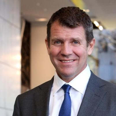 Mike Baird  44th Premier of NSW