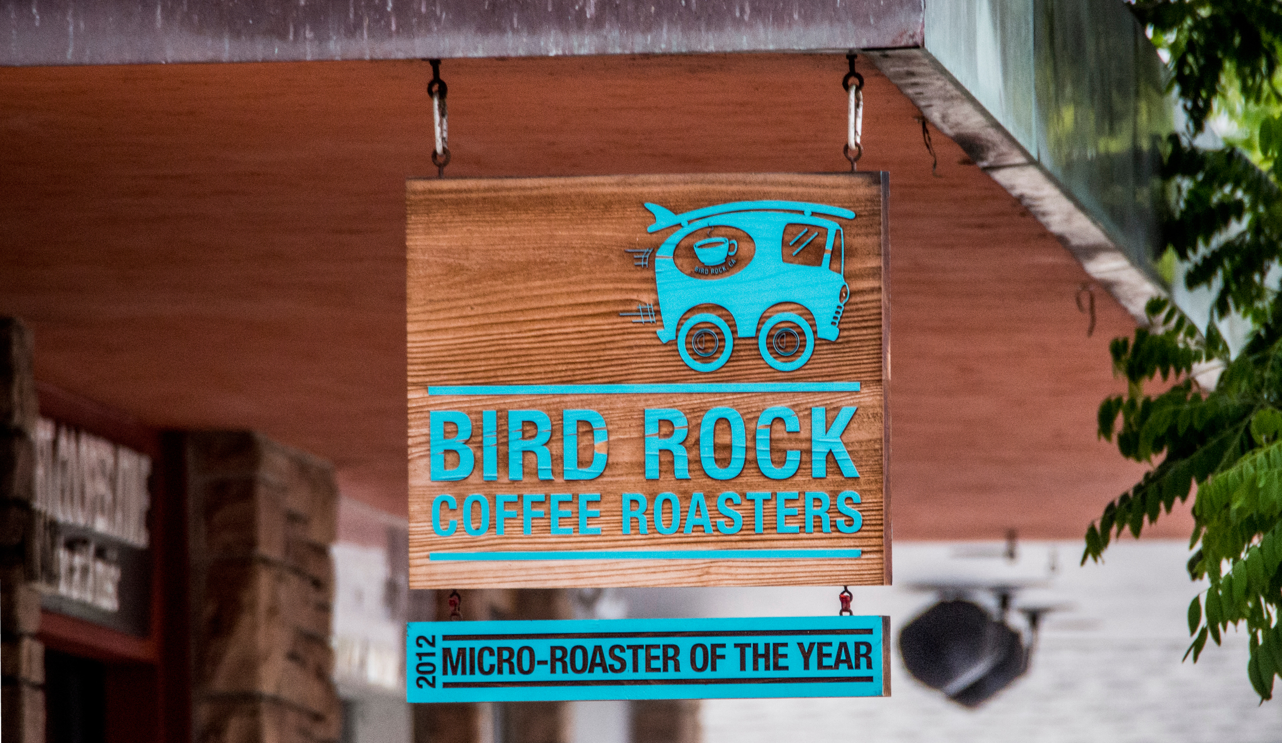 Bird Rock Coffee Roasters, Bird Rock, La Jolla