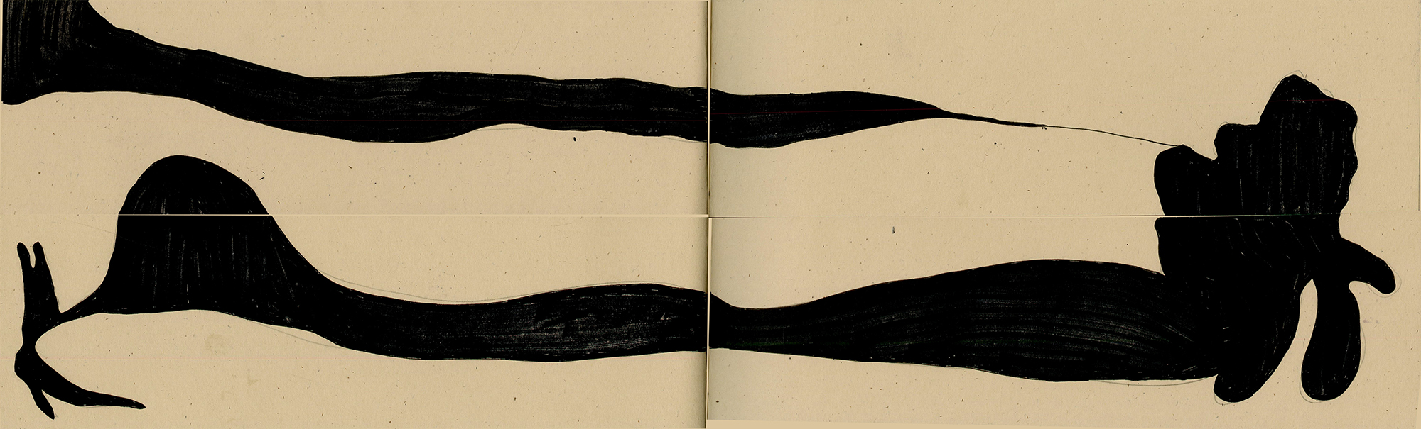 River Book I(Top), River Book II(Bottom), Page 13, No-Name Rivers