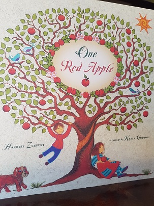 A simple and beautiful book by Harriet Ziefert. Illustrations by Karla Gudeon