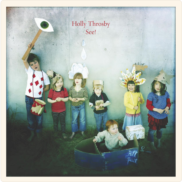 Holly Throsby - See!