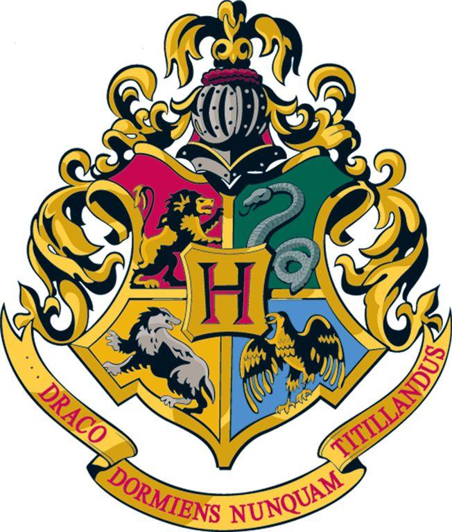 The Hogwarts Crest