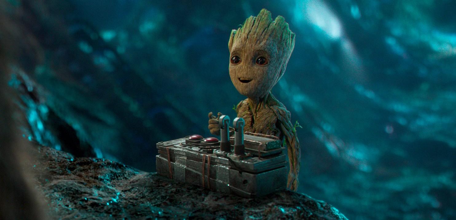 Aaaaaaaahhhhhhh baby Groot.