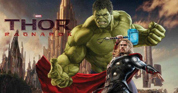 It's going to be a Thor/Hulk buddy cop movie.