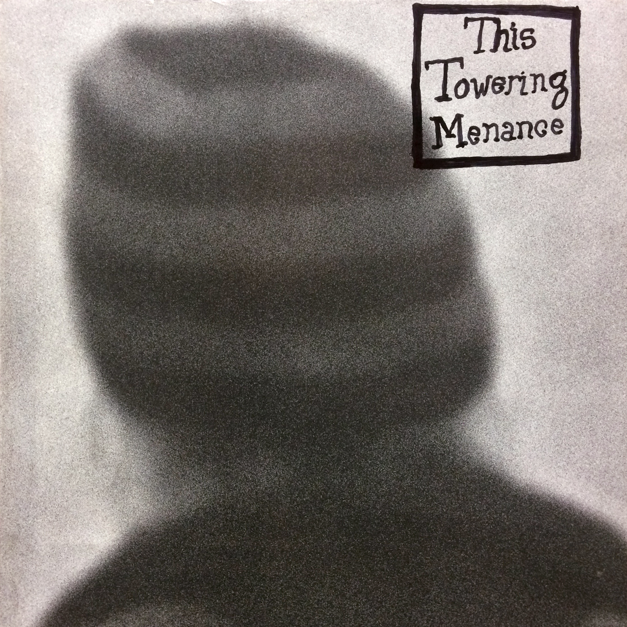 """This Towering Menance"" cover art - alex version"