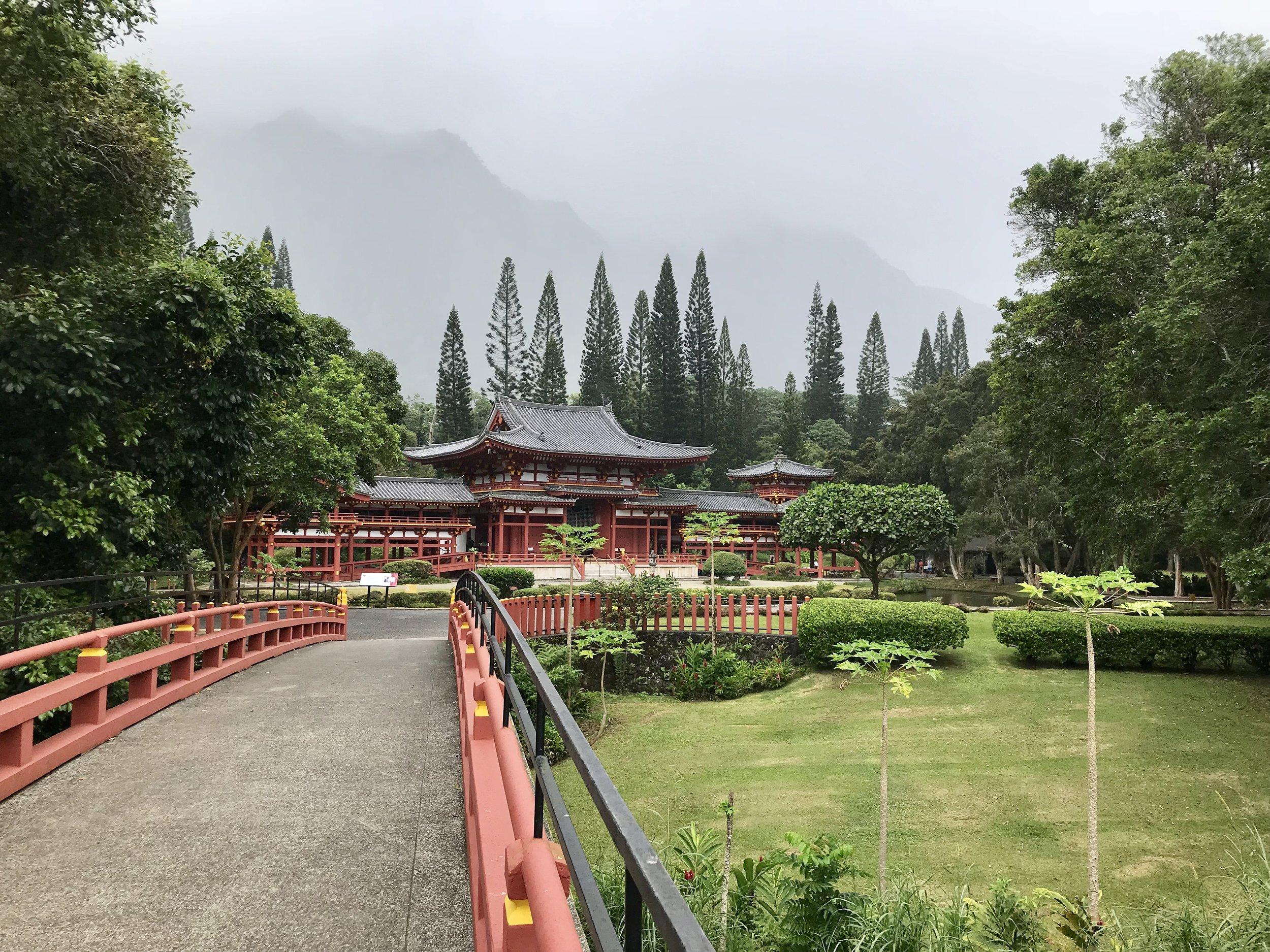 Byodo-In Temple Honolulu