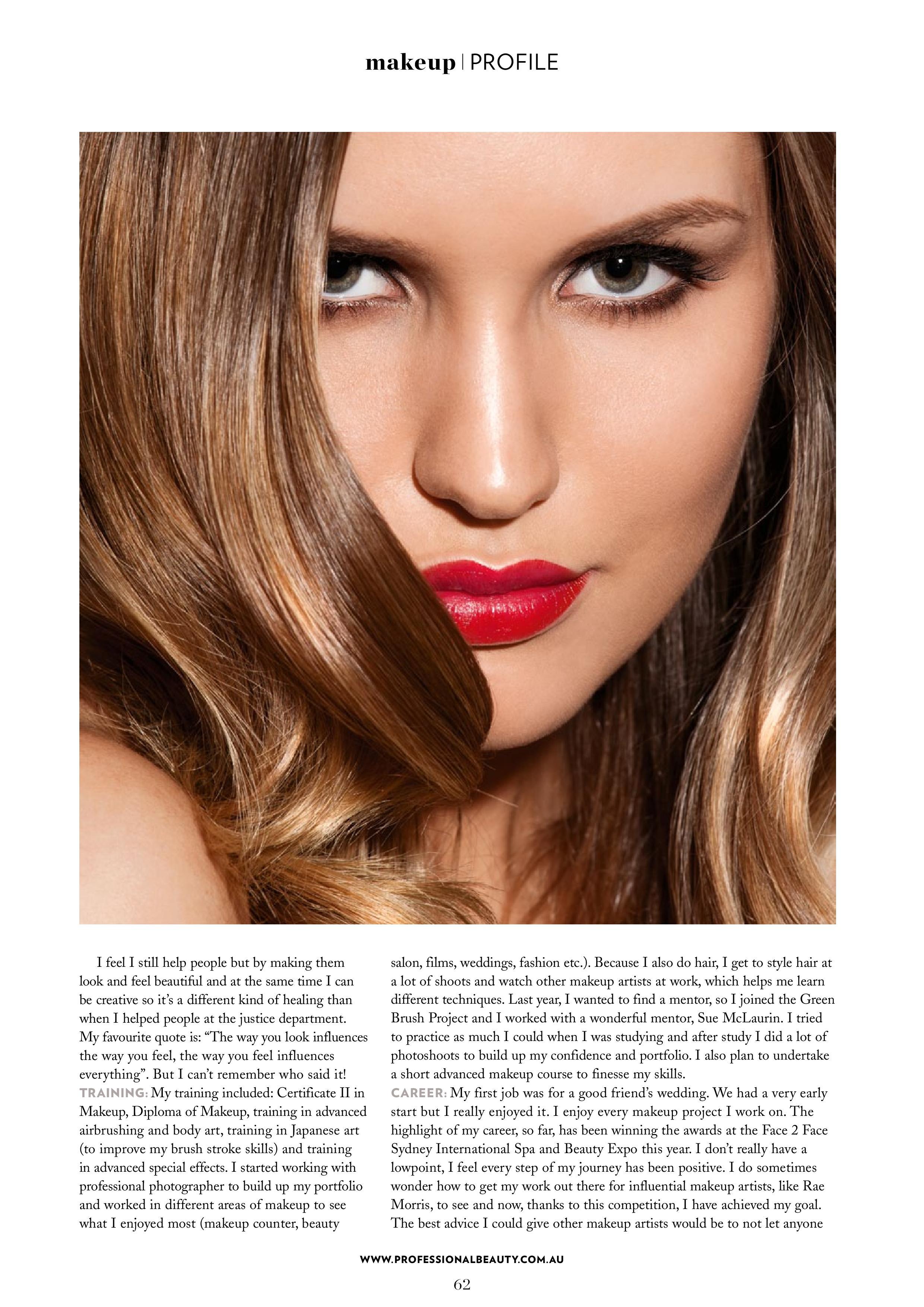 Professional beauty magazine Vivianne Tran Australian Makeup Artist 62.jpg