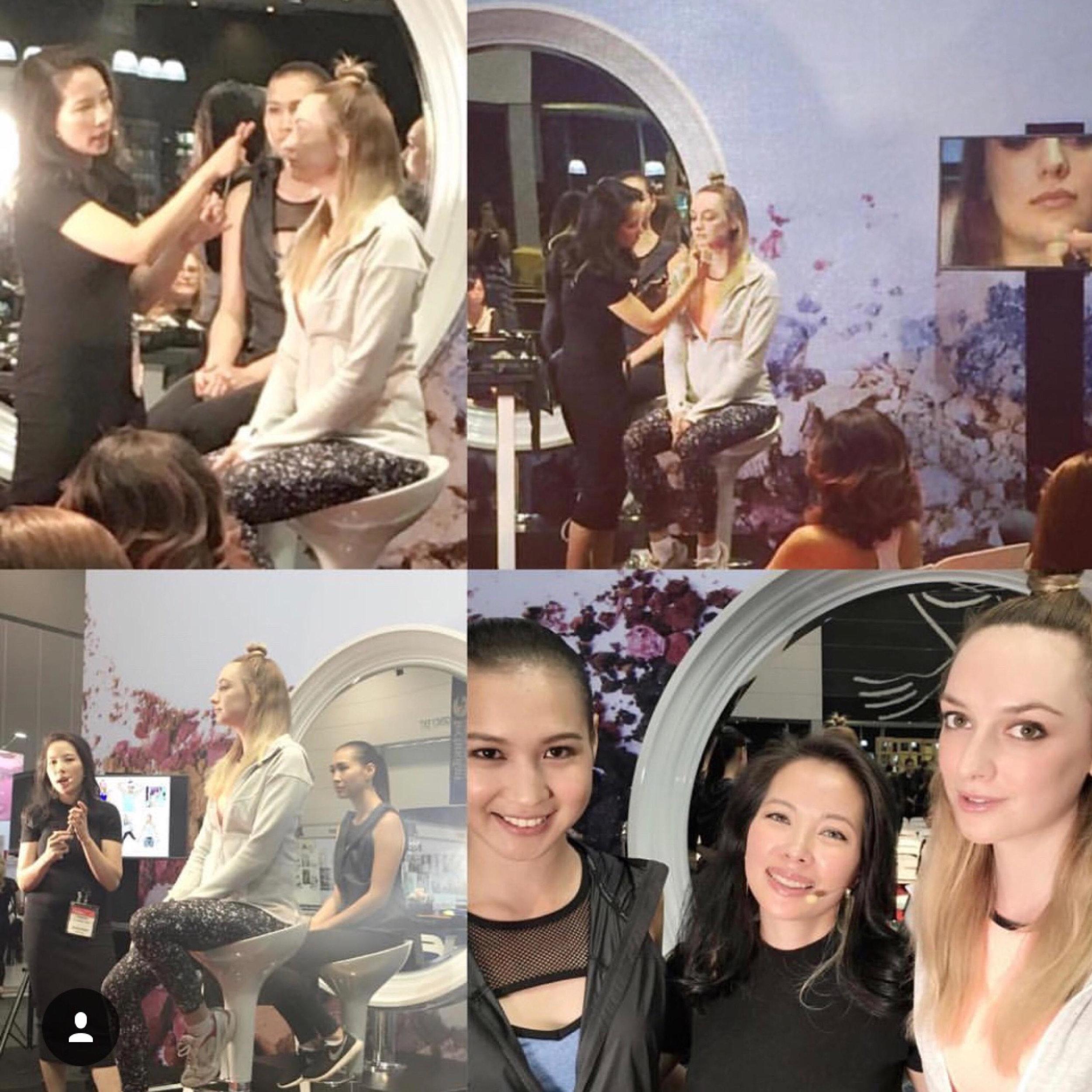 Melbourne Beauty Expo - Vivianne Tran speaker
