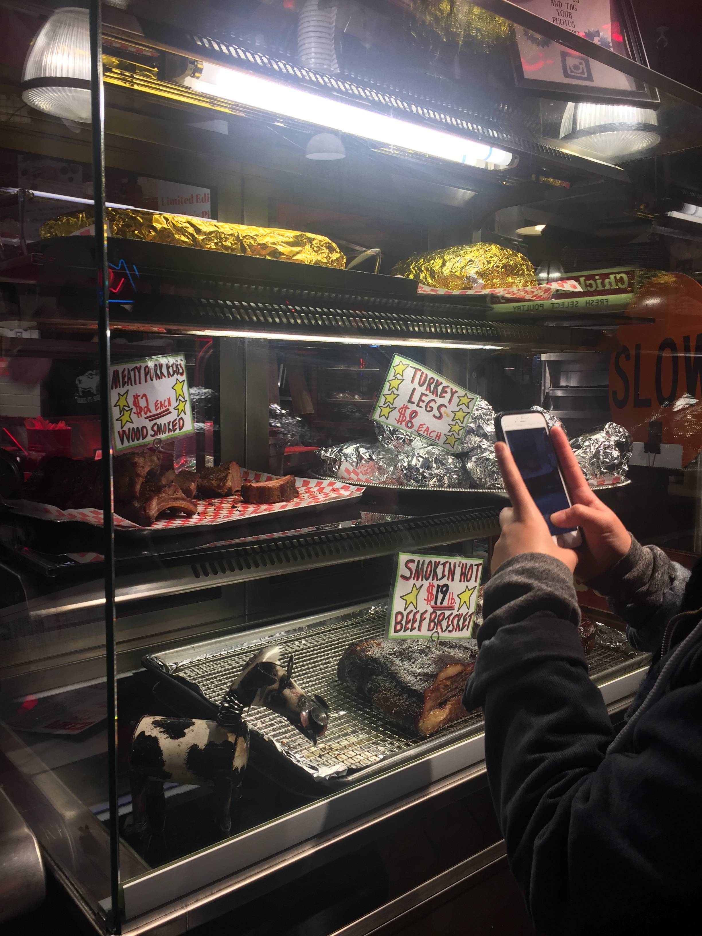 """""""PIke Place Market"""" - I call this one, the holy grail of turkey legs!"""