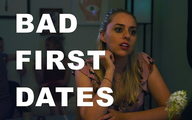 I had the honor of directing the hilarity that are @dannyabrahms and @chase_odonnell. Thank you guys and to an amazing cast and crew!! First episode of Bad First Dates comes out today 👀