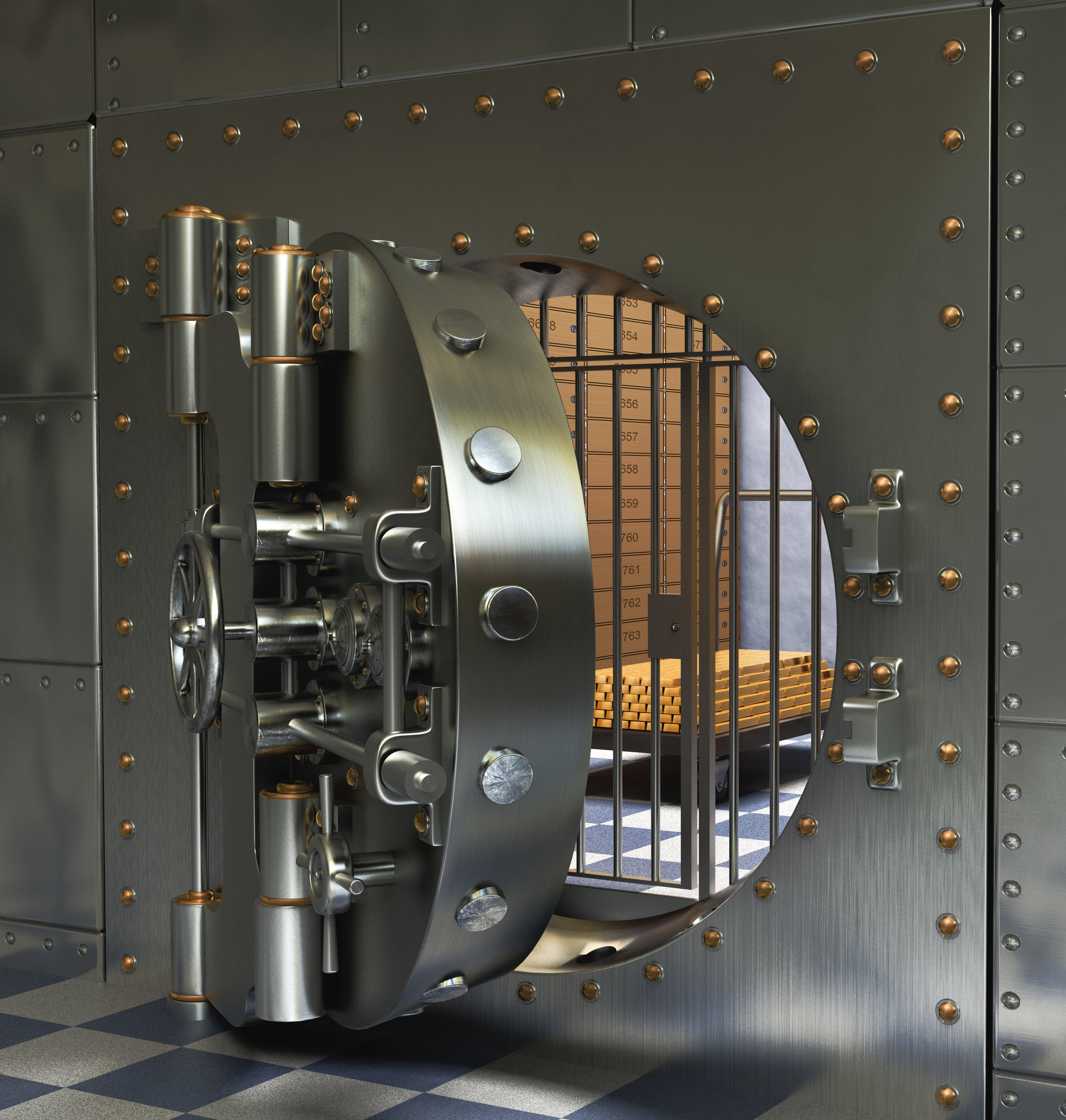The Vault Escape Room