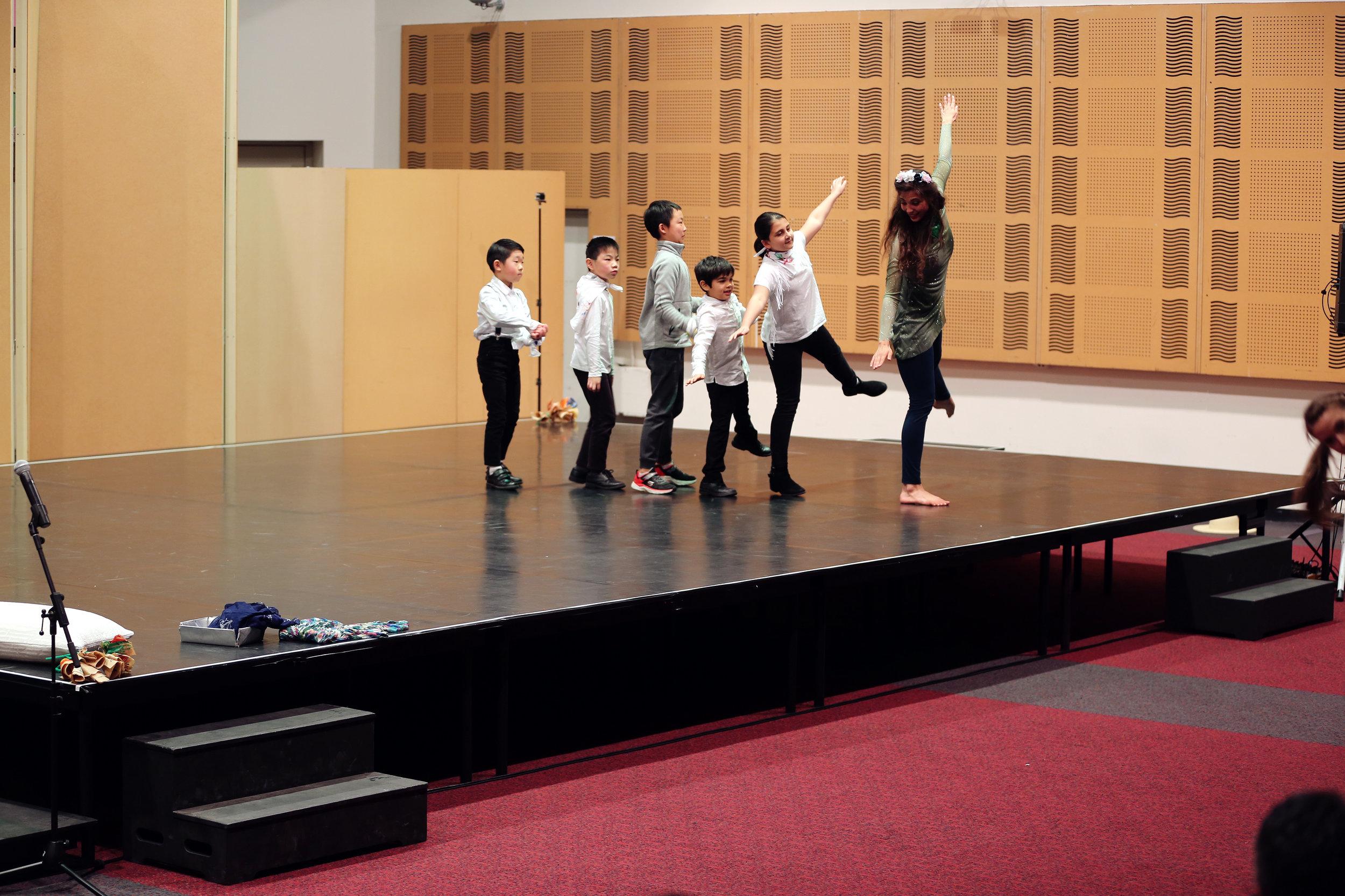 IME Showcase Performance