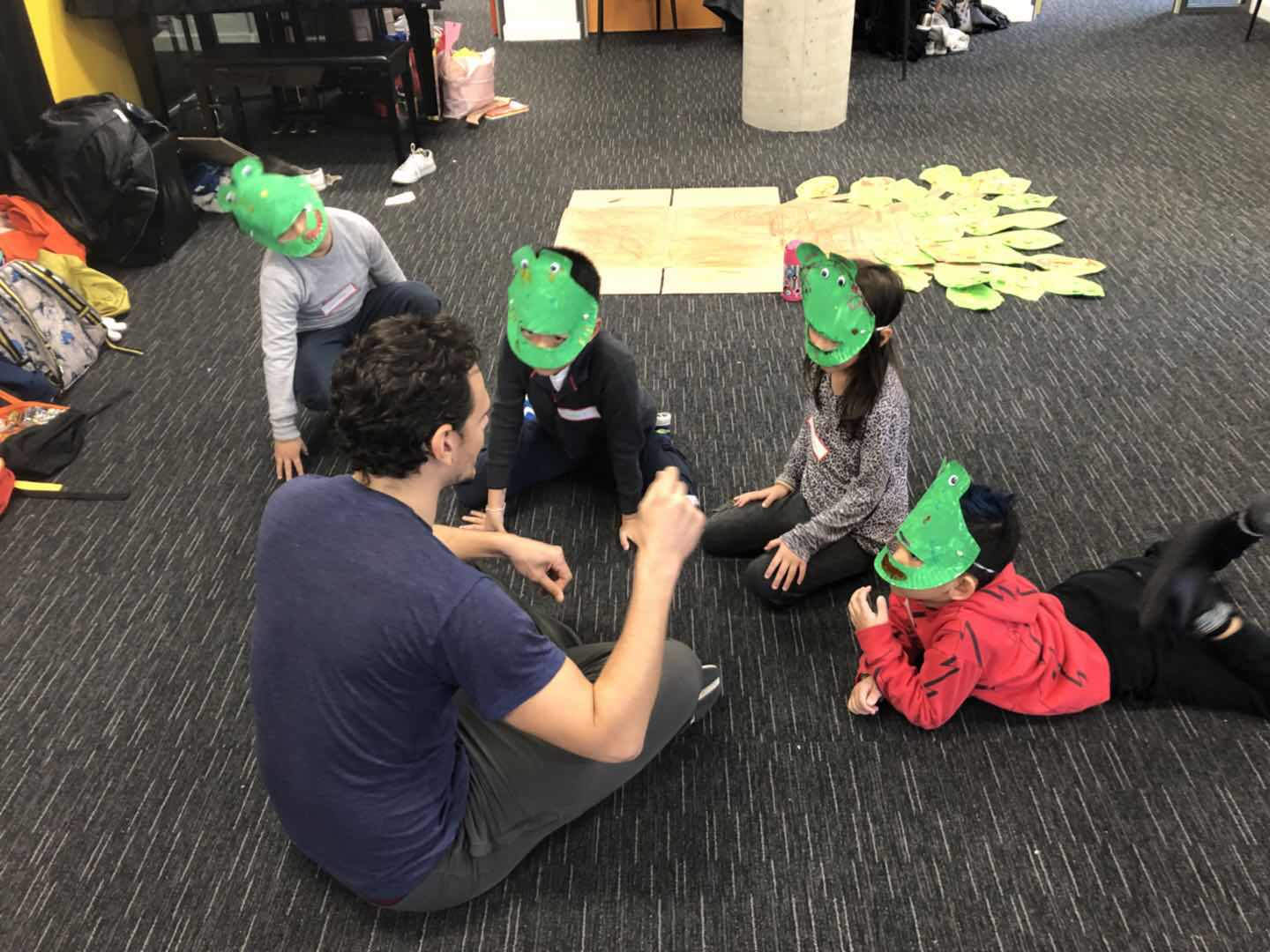 YAE. Toybox Frogs at Lane Cove Music and Cultural Centre.jpeg