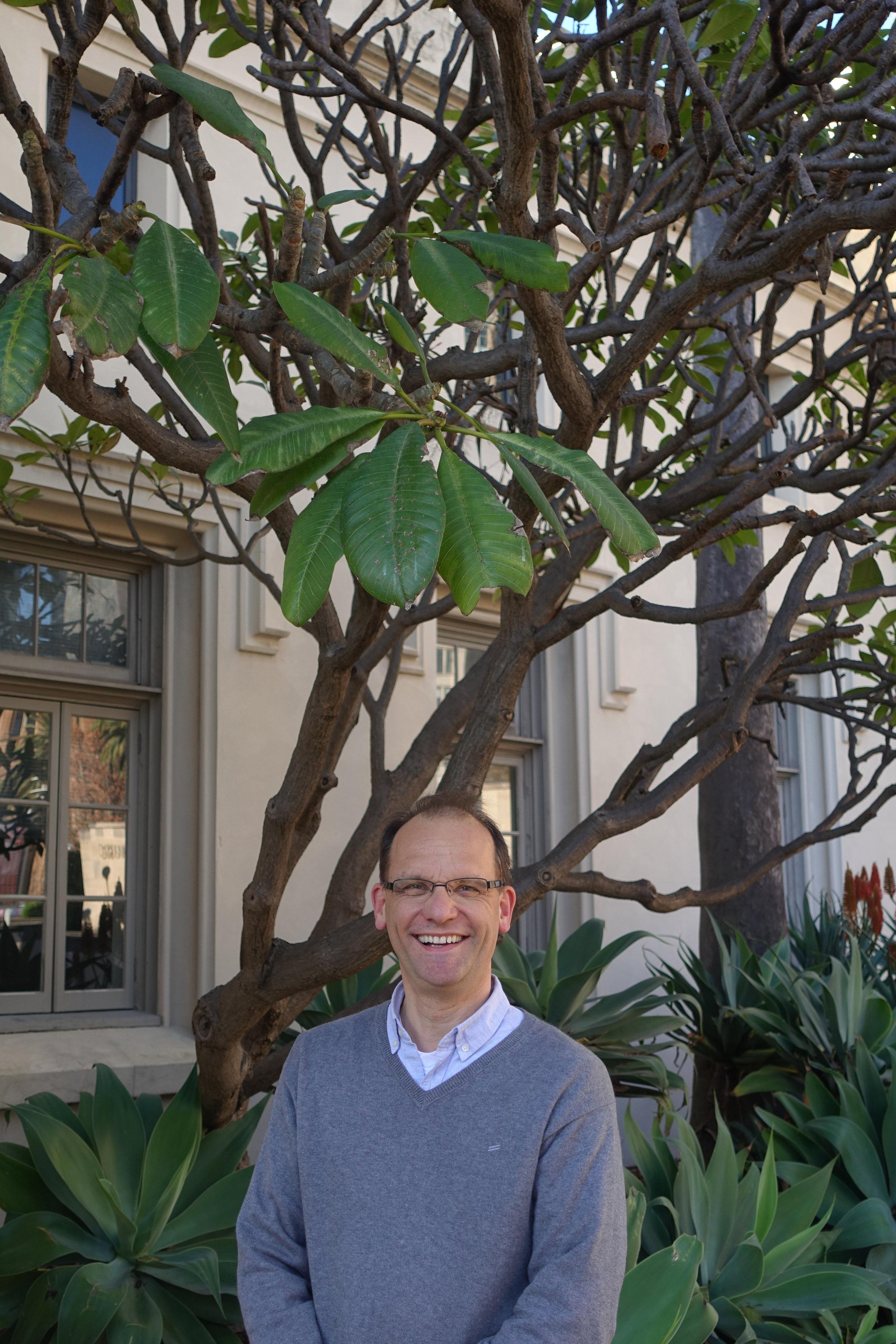 Dr. Goetz Richter, YAE Advisor Head of Strings, Sydney Conservatorium of Music