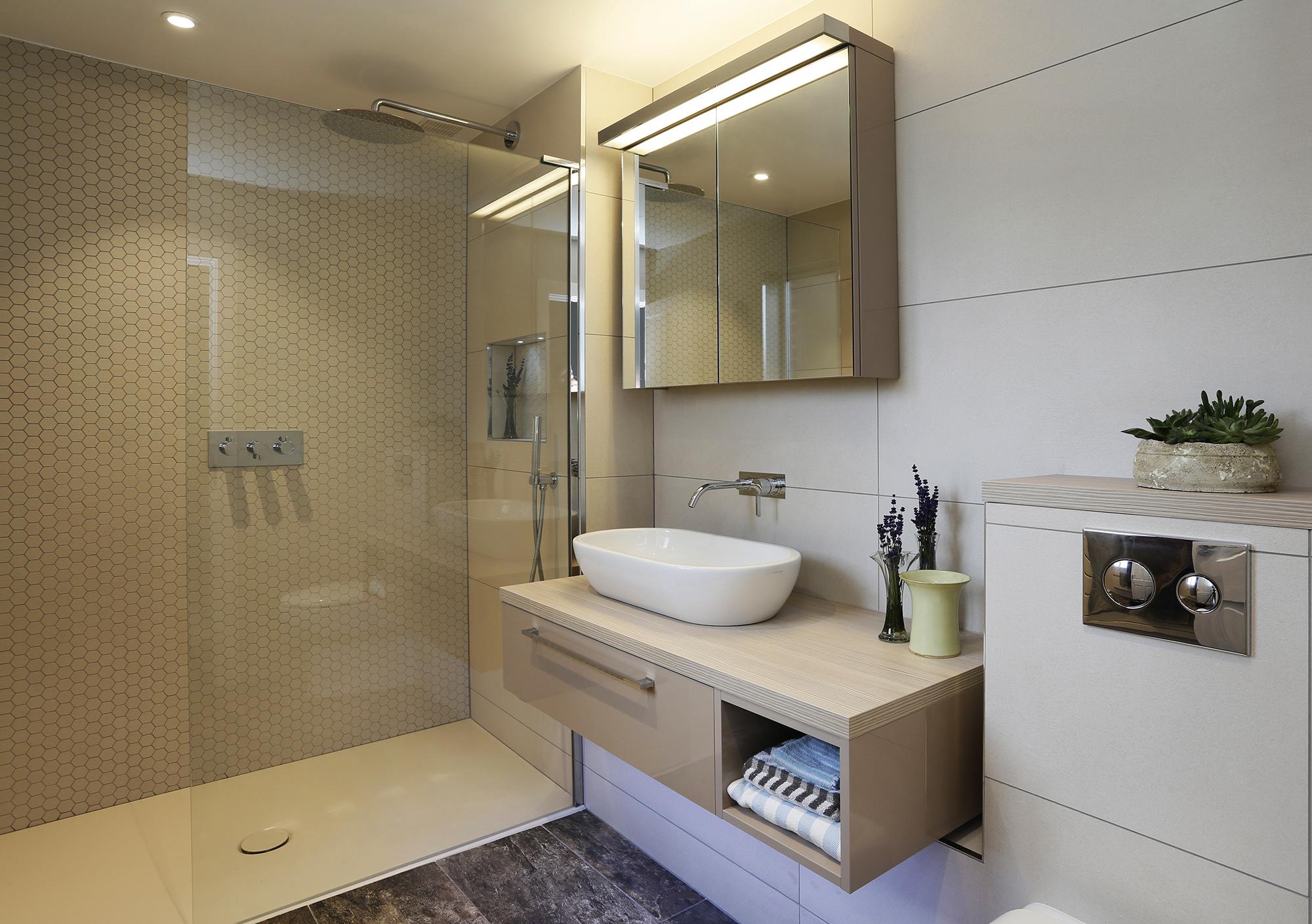 Contemporary family house interior design images