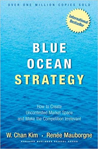 Blue Ocean Strategy by W. Chan Kim and Renée Mauborgne – That Sorted Life
