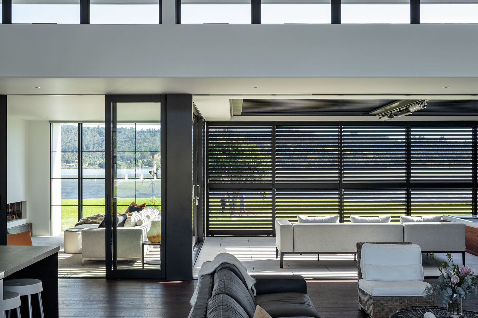 Home completed by local Tauranga / Mount Maunganui builders - 90 Degrees Construction