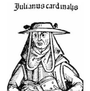 1438 Cardinal Cesarini to Colette II