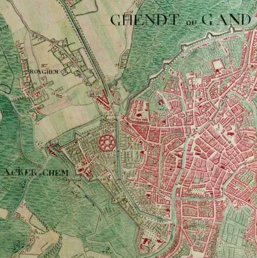 1438/9 To Ghent Benefactors I