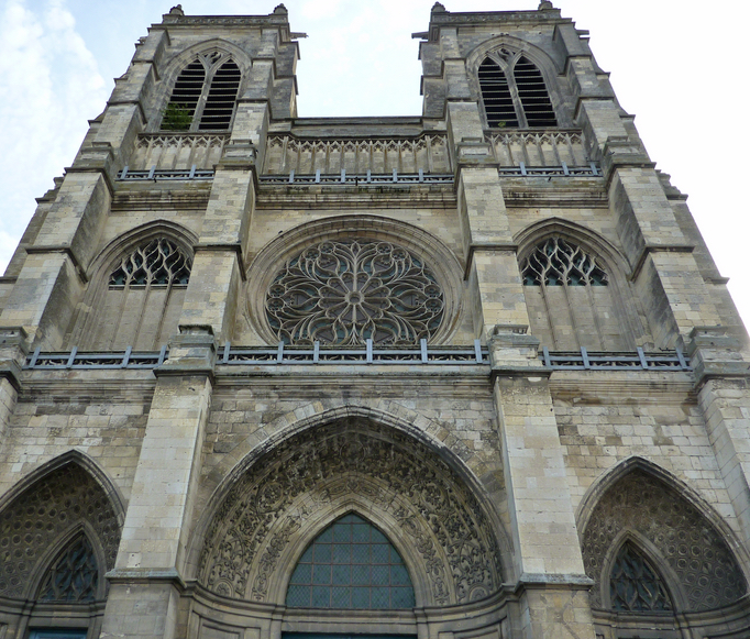 1446 To the monks of Corbie I