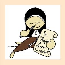 Saint Clare's Letters