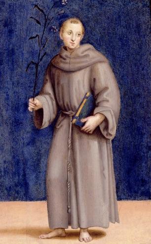 Benedict on Saint Anthony