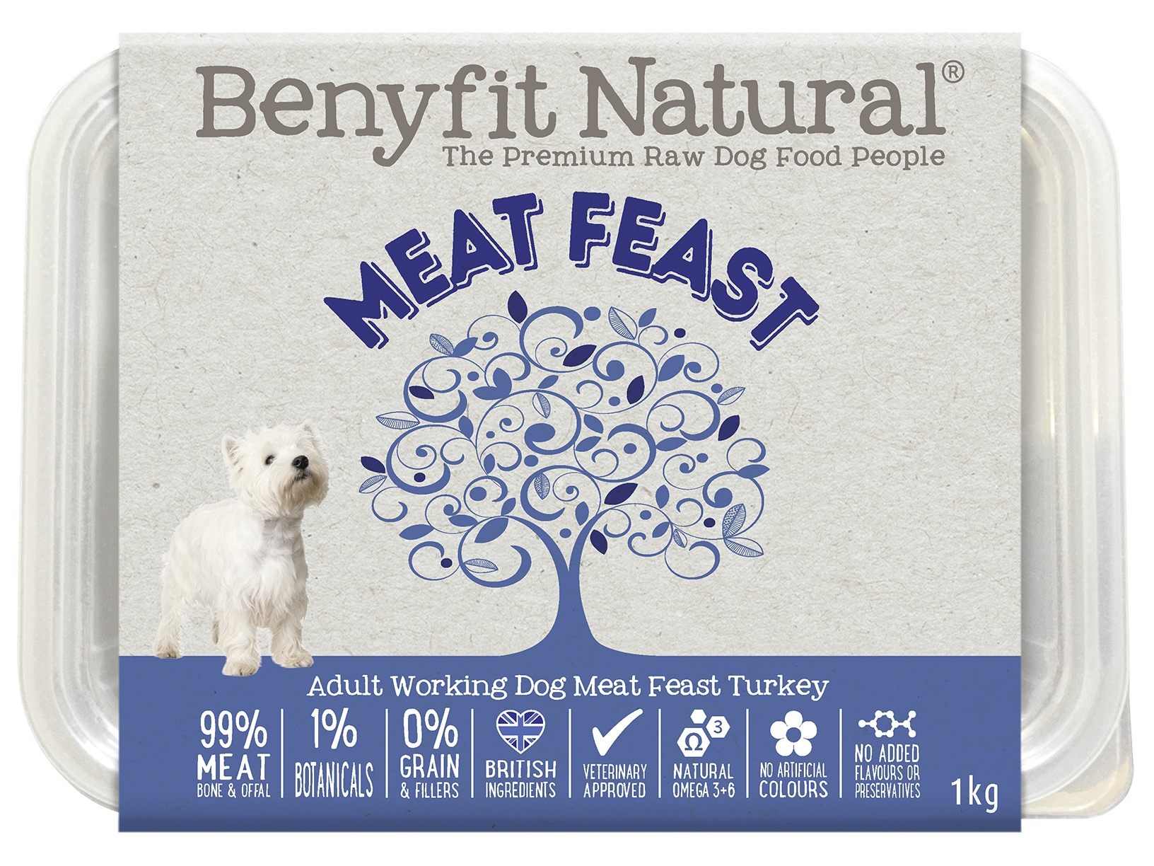 Benyfit Natural – Meat Feast