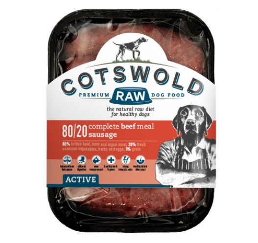 Cotswold Raw is one of the biggest brands in the raw food movement for pets.