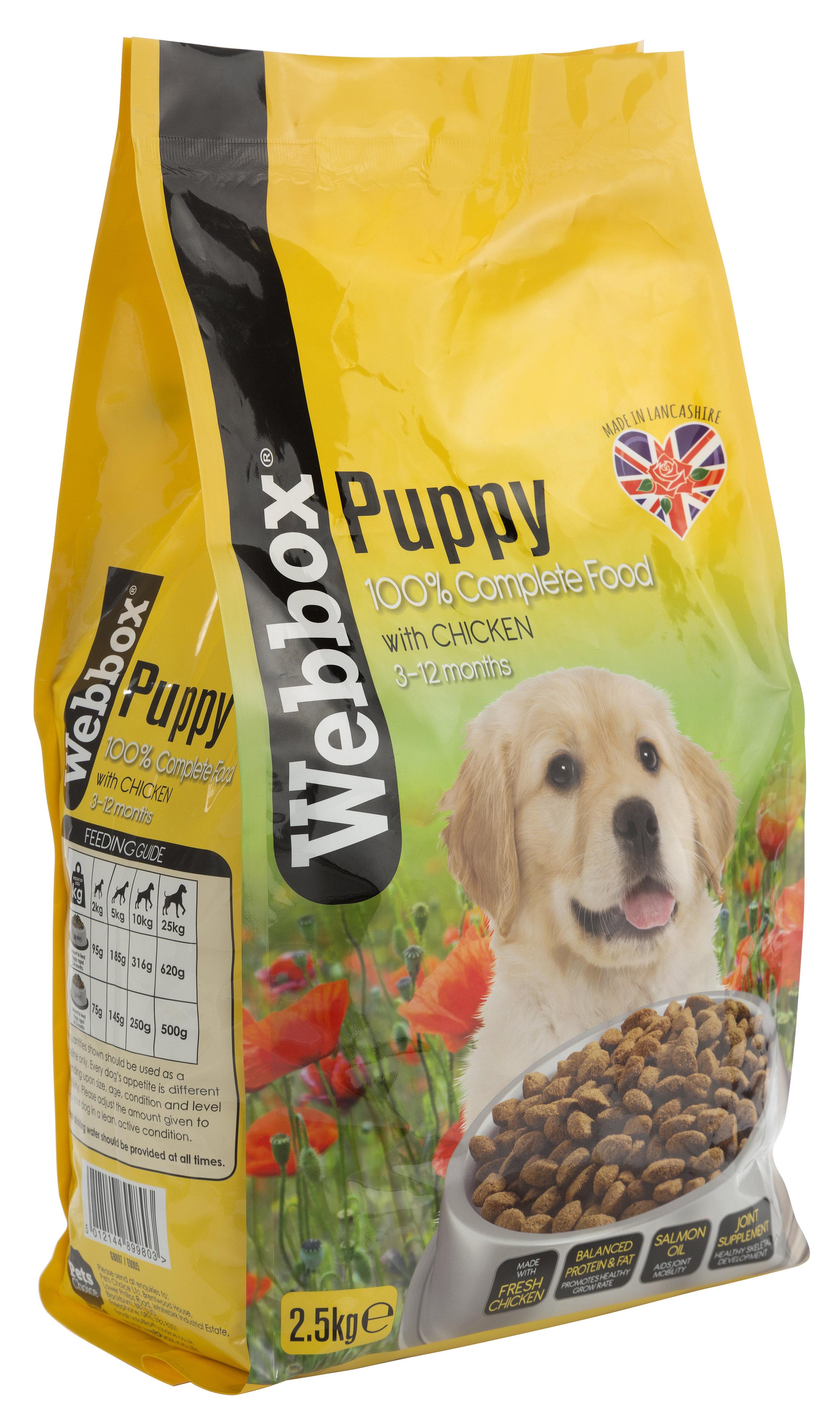 Webbox Puppy  100% Complete