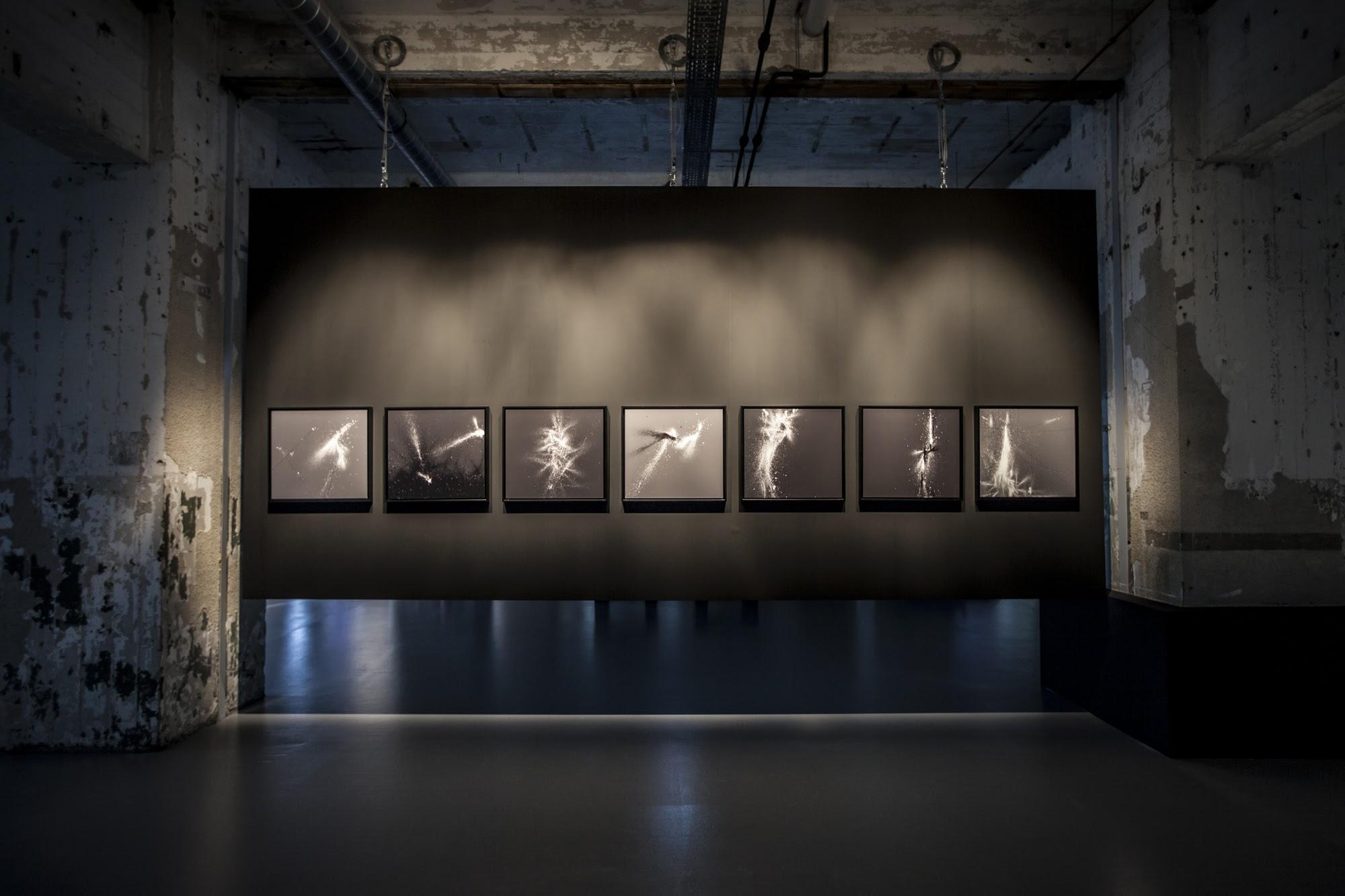 BHP exhibition view