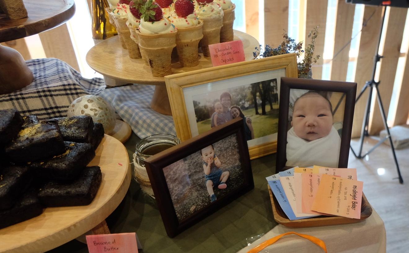 Baby Sorell's First Birthday