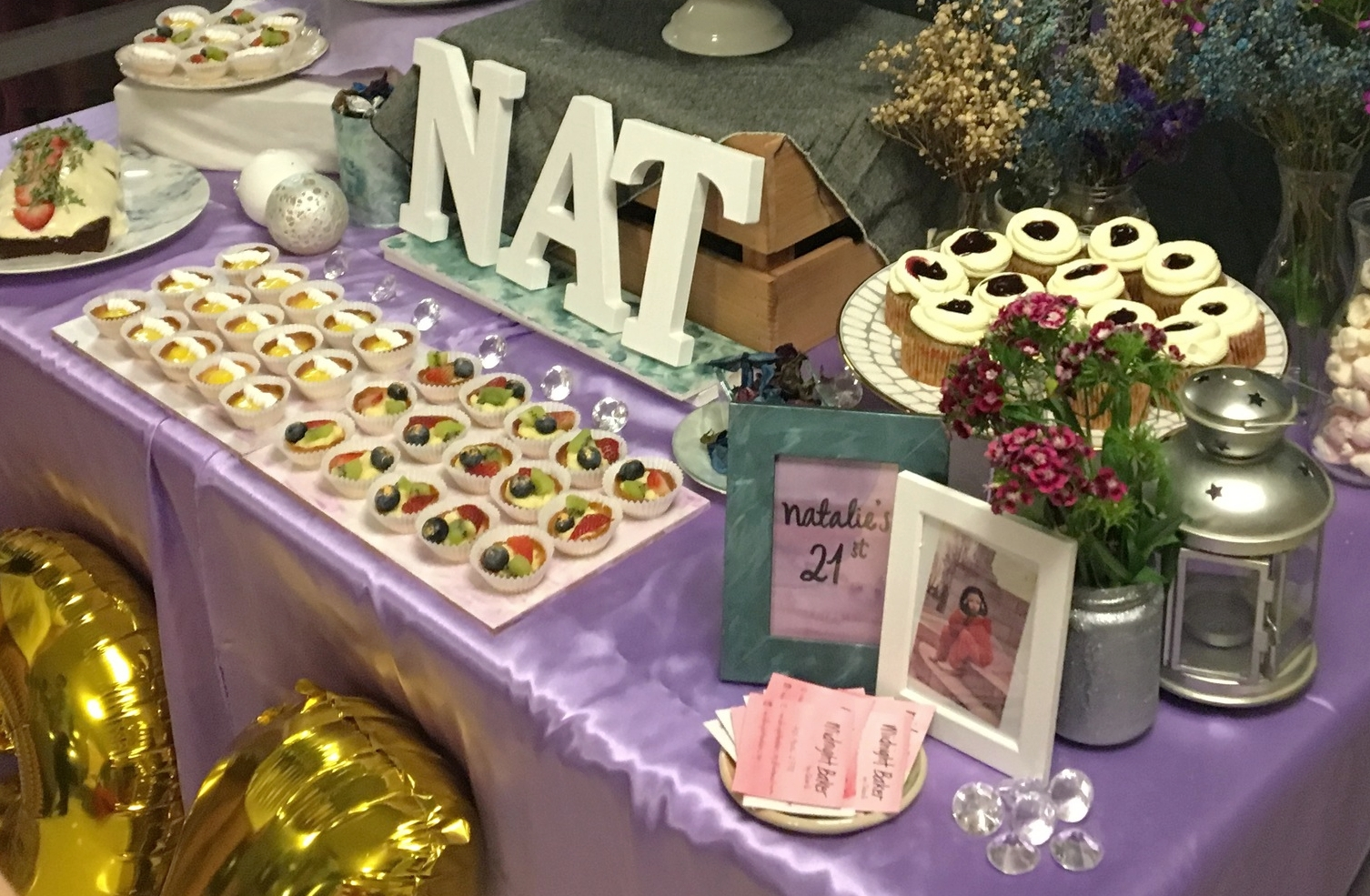 Natalie's 21st