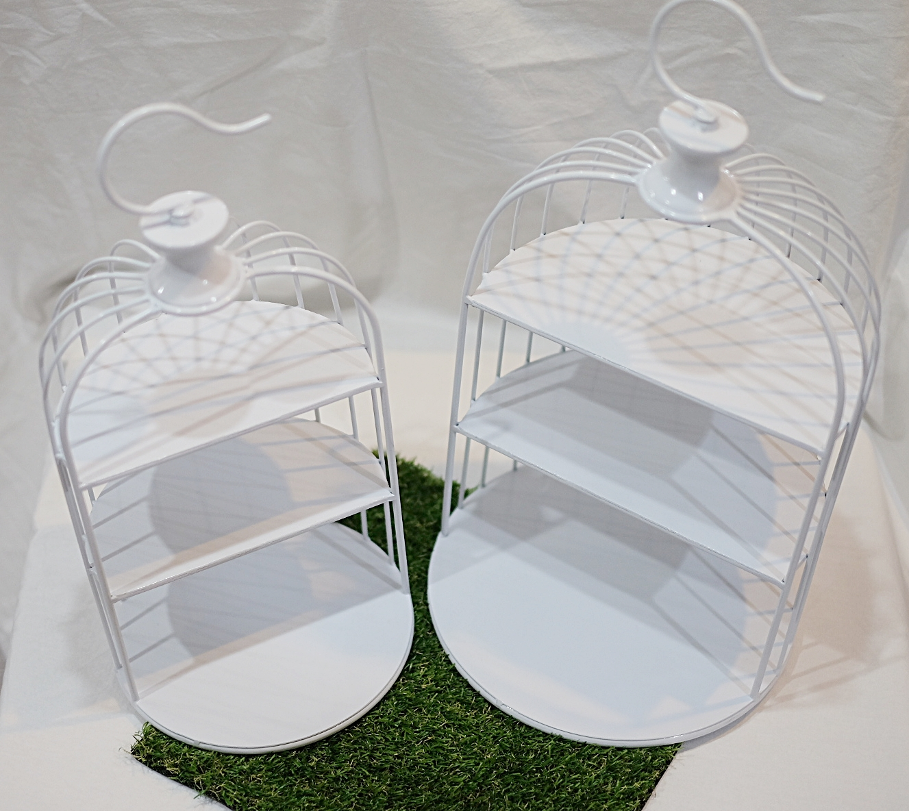 BIG CAGE: S$12.00 SMALL CAGE: S$10.00