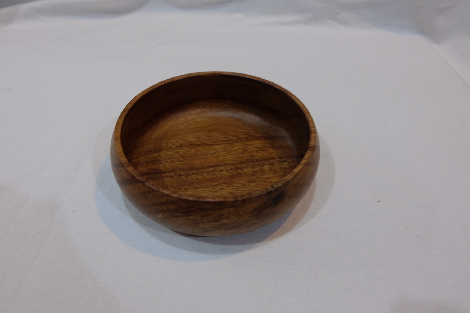 WOODEN BOWL S$3.00