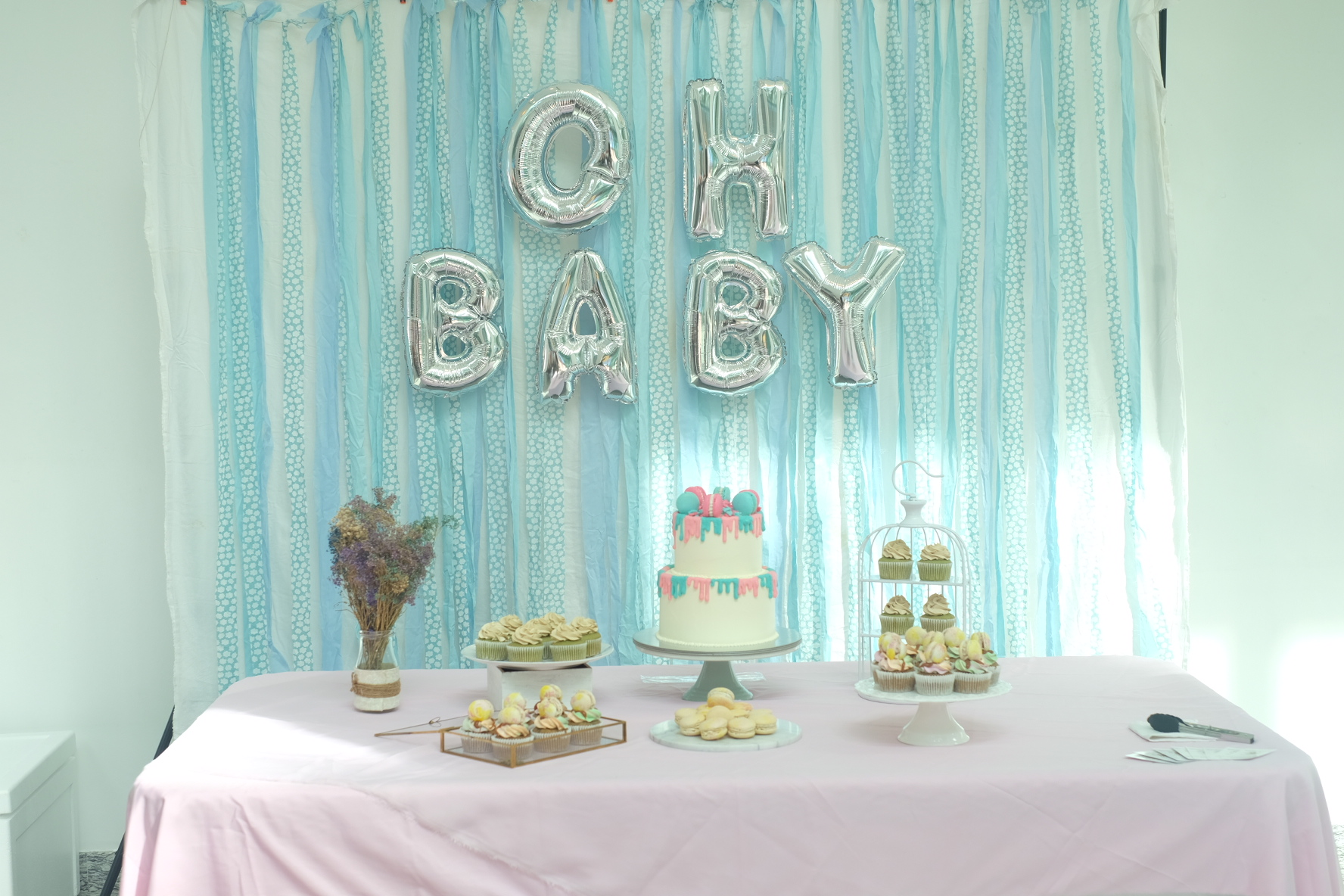 Catherine's Gender Reveal Party