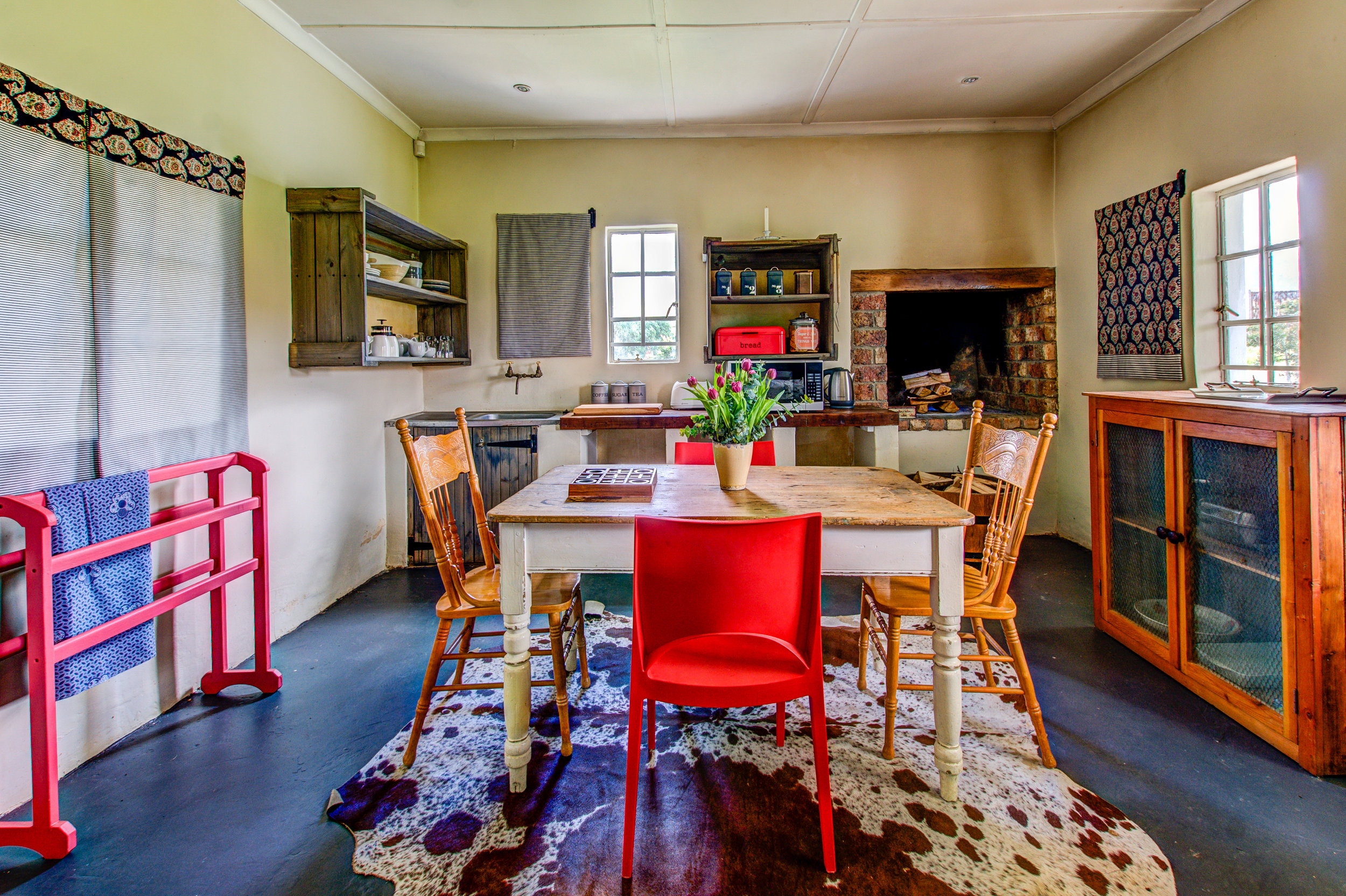 Oaks Greyton Farm Cottage Accommodation