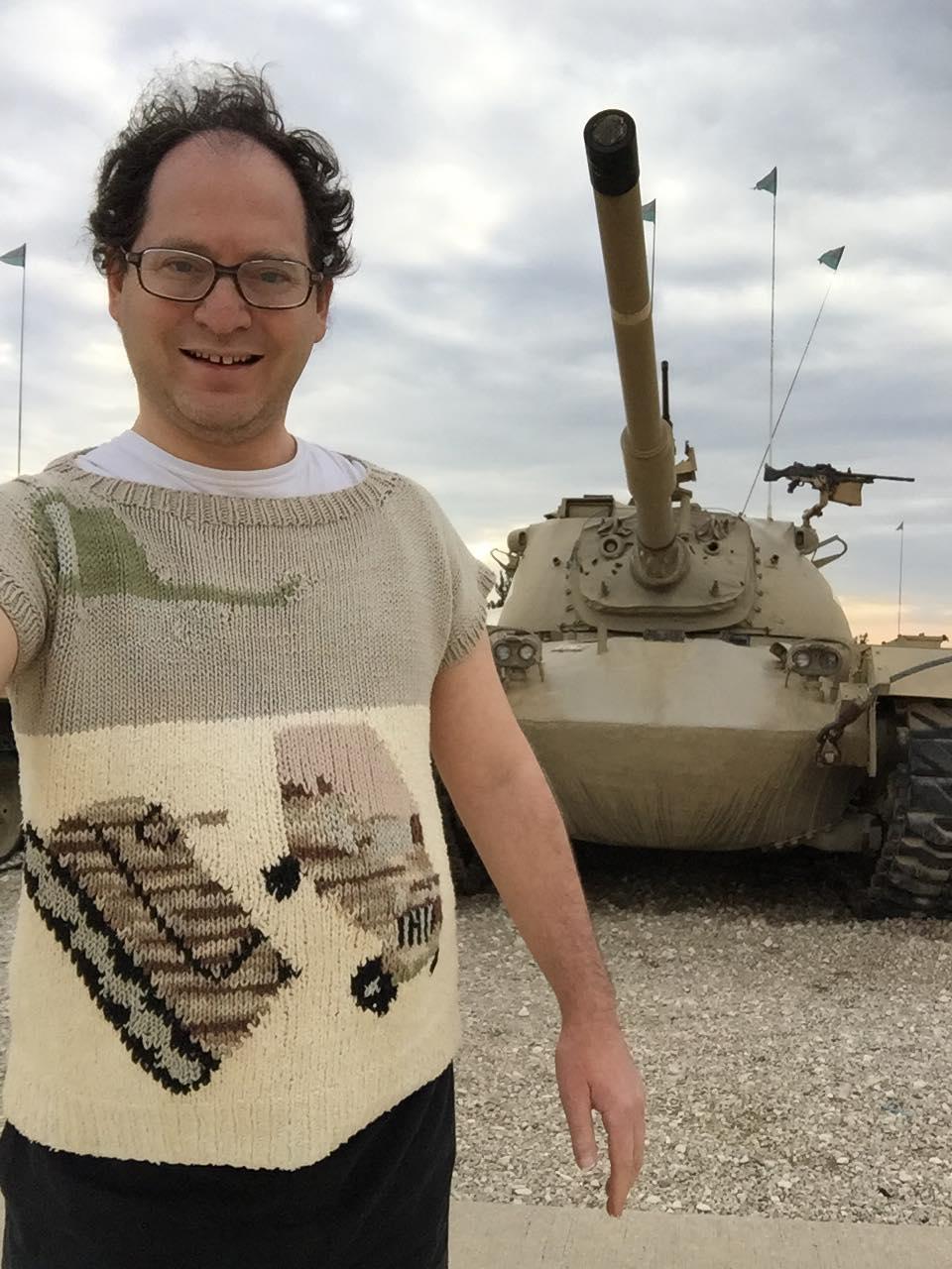 Sweater goals: Wearable travel stories of Sam Barsky | prettyugly.eu