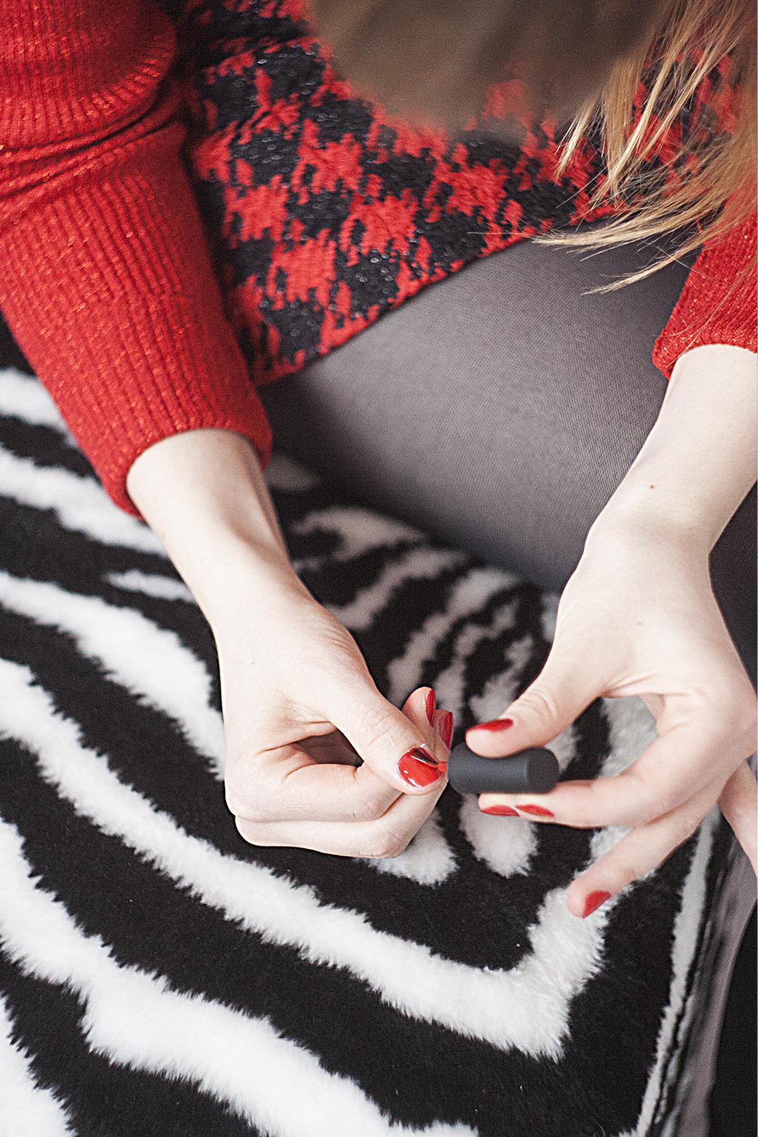 Nail your Valentine's day. Pretty ugly edition www.prettyugly.eu